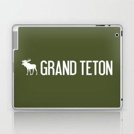 Grand Teton Moose Laptop & iPad Skin