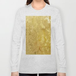 golden vintage Long Sleeve T-shirt