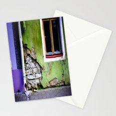 Worn Away Stationery Cards