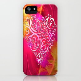 Ever More Heart iPhone Case