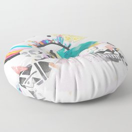 Utopiaverse Floor Pillow