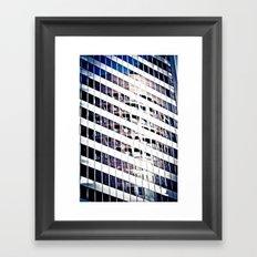inDesign Framed Art Print