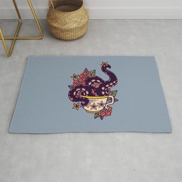Octocups Rug