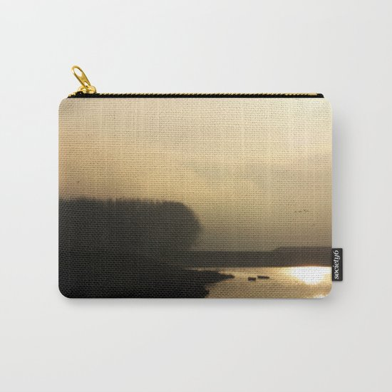 Golden Light - JUSTART © Carry-All Pouch
