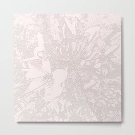soft subtlety No. 3 Metal Print