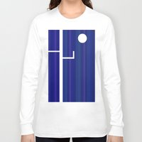 discount Long Sleeve T-shirts featuring Surreal night by Roxana Jordan
