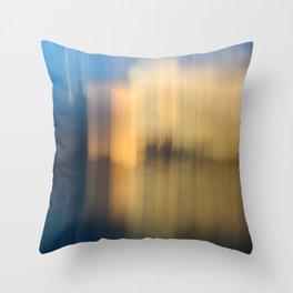Esprit de Rio variation Throw Pillow