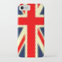 union jack iPhone & iPod Cases featuring Union Jack by deff