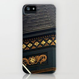 Old Brass With Top Gold - Nailed It iPhone Case