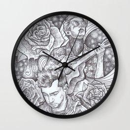 Tyler Joseph and Blurryface. TOP Wall Clock