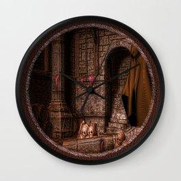 The Dark Wall Clock