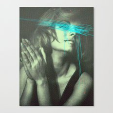Untitled Woman Canvas Print