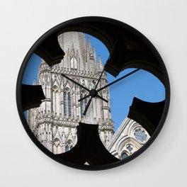 Salisbury Cathedral Wall Clock