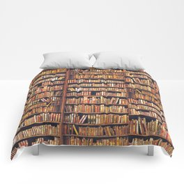 Read to live, live to read. Comforters