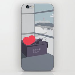 Left my Heart in San Francisco iPhone Skin