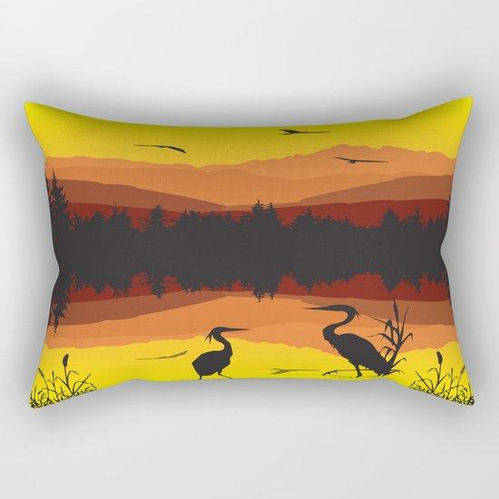 My Nature Collection No. 35 Rectangular Pillow