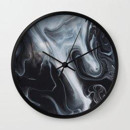 Gravity I Wall Clock
