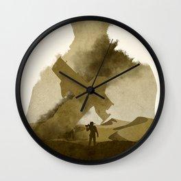 Uncharted 3 Wall Clock