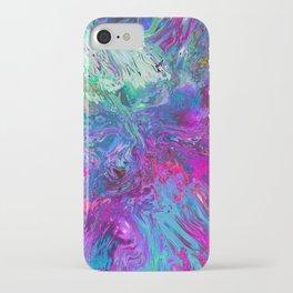 Dēmētría (Abstract 40) iPhone Case