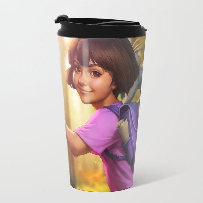 The Little Explorer Travel Mug