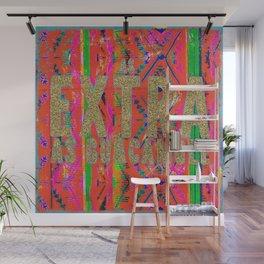 as extra as guacamole Wall Mural