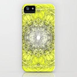 Saltarina flower iPhone Case