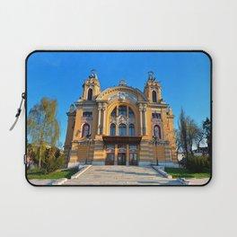 Cluj Napoca National Theatre Laptop Sleeve