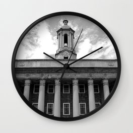 Penn State Old Main #1 Wall Clock