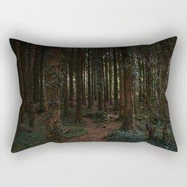 Looking For Faeries Rectangular Pillow