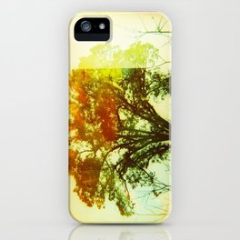 life of tree iPhone Case