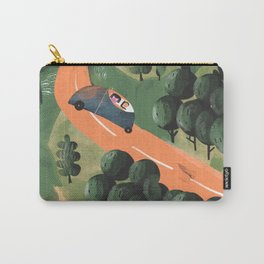 Road Trip in Tuscany Countryside Carry-All Pouch