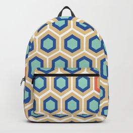 Digital Honeycomb Backpack