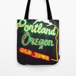 Portland! Tote Bag