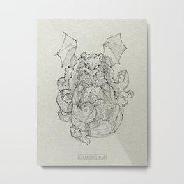 CTHULATHON: 64 Metal Print