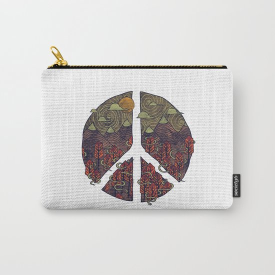 Peaceful Landscape Carry-All Pouch