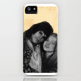 Freddie and Mary iPhone Case
