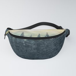 Forest Under the Sunset II Fanny Pack