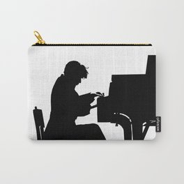 Glenn Gould, Thirty two short films about Glenn Gould,  François Girard, music poster, piano design Carry-All Pouch