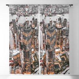 NEW YORK CITY XI Blackout Curtain