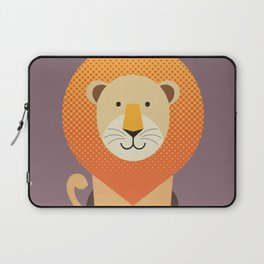Whimsy Lion Laptop Sleeve