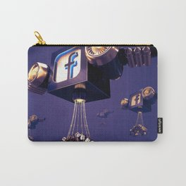 Facebook Account Delivery Carry-All Pouch