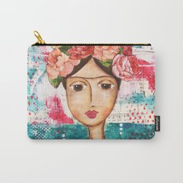 Coco's Closet - Inspired by Frida Carry-All Pouch