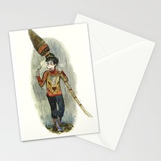 Harry Potter Quidditch Prep Stationery Cards