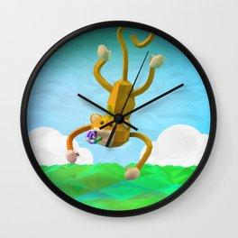 Año Uno Wall Clock