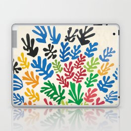 Leaf Cutouts by Henri Matisse (1953) Laptop & iPad Skin