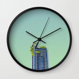 LND CLR X-13 London Colour Architecture Art Wall Clock