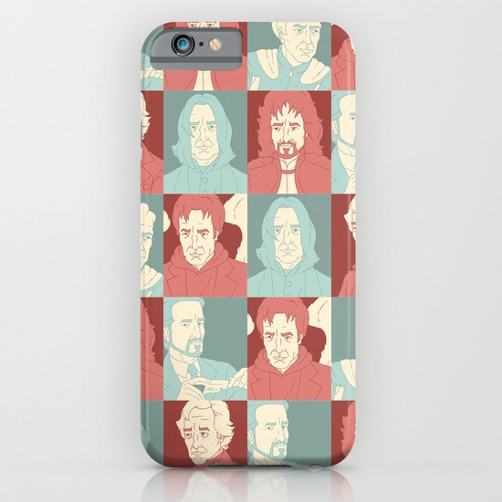 Rickmans iPhone & iPod Case