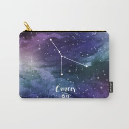 Cancer constellation Carry-All Pouch