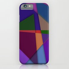 Abstract #425 iPhone 6s Slim Case