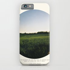 Go Instead Slim Case iPhone 6s